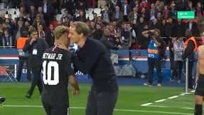 La misteriosa conversación entre Tuchel y Neymar tras el hat-trick del brasileño
