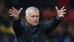 Mourinho podría ponerse al frente del Benfica