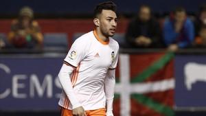 Munir no ha acabado de cuajar en el Valencia