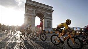 Novedades en la salida de la ronda francesa para la edición de 2021