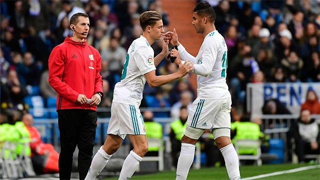 Nuevo dilema en el Real Madrid. ¿Llorente o Casemiro?