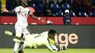Ondoa clasificó a Camerún parándole un penalti a Sadio Mané