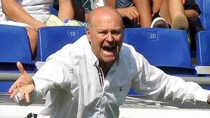 Pepe Mel, fulminado tras perder ante el Girona