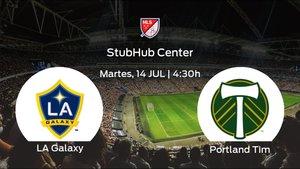Previa del partido: el LA Galaxy inicia el torneo recibiendo al Portland Timbers