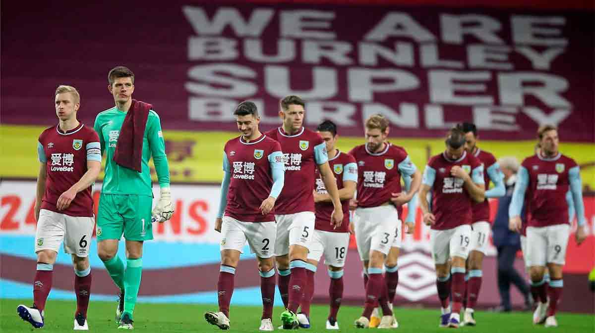 El resumen de la victoria del Burnley sobre el Crystal Palace