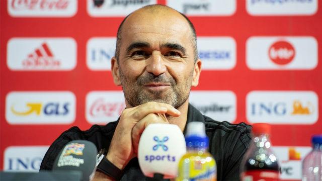 Roberto Martínez: Henry será un gran entrenador