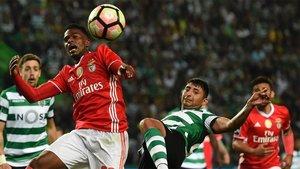 Semedo, en su etapa como jugador del Benfica
