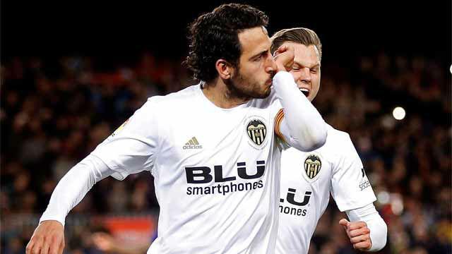 Sergi Roberto cometió penalti y Parejo puso el 0-2