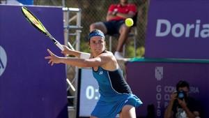 Sevastova jugará su tercera final consecutiva en Mallorca