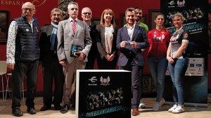 El sorteo de la Quebrantahuesos Gran Fondo 2019 se celebró este lunes en Zaragoza
