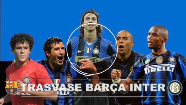 El trasvase Barcelona - Inter
