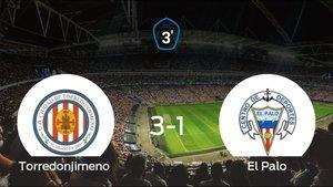Triunfo del Torredonjimeno por 3-1 frente a El Palo