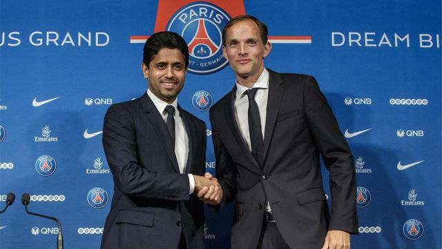 Túchel, presentado como nuevo entrenador del PSG