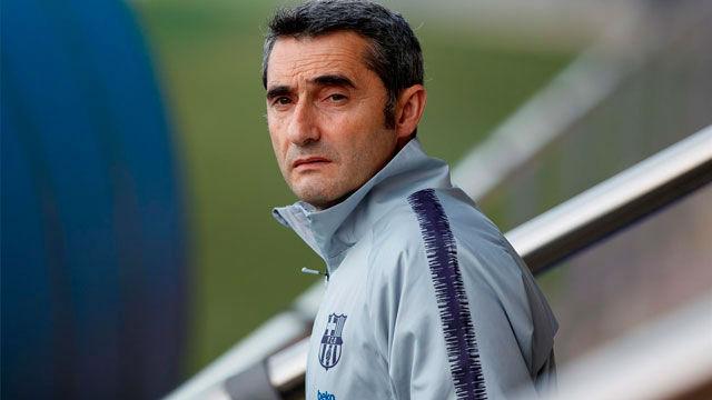 Valverde: Haremos un equipo para ganar de verdad