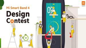 Xiaomi lanza un concurso de la Mi Band 4