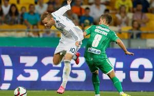 Yarmolenko suena con fuerza para el Barça