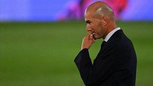 Zidane no quiere pensar más allá del partido ante el Granada