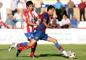 13.Sergio Busquets 2007-2008