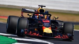 Ricciardo fue el más rápido en los Libres 1 en Hockenheim