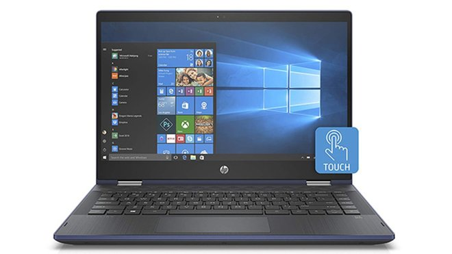 HP Pavilion x360 14-cd0010ns