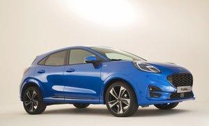 Ford reinventa el Puma, que reaparece como SUV