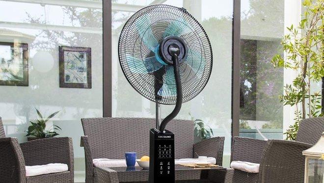 No pases calor este verano! Los mejores ventiladores de pie