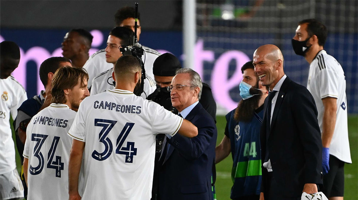El Madrid repescará a Odegaard