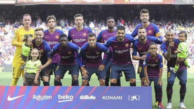 El 1x1 del Barça tras el 1-1 contra el Athletic