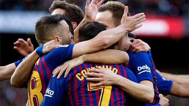 El 1x1 de los jugadores del Barça tras el clásico contra el Madrid