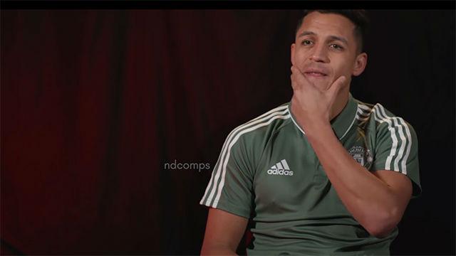 """""""Mi sueño era jugar en el Manchester United"""""""