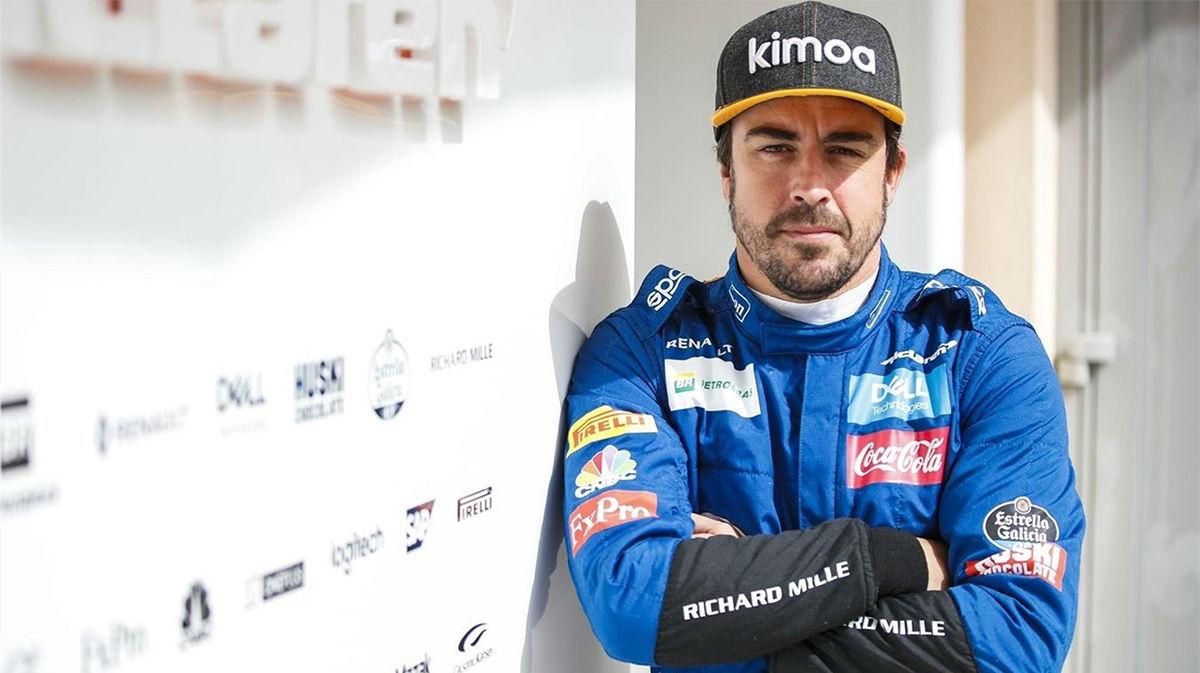 Alonso comienza a preparar el asalto a la Triple Corona