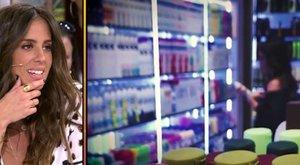 Anabel Pantoja, pillada echándose desodorante sin pagarlo