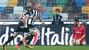 Antonin Balak, el talento checo del Udinese, es un gran admirador de Andrés Iniesta