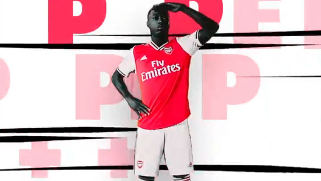 El Arsenal ficha a Nicolas Pépé