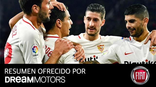 Así fue el duro varapalo del Barça en Sevilla