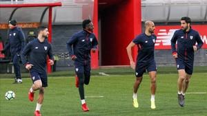El Athletic quiere remediar sus males ligueros con un buen resultado en Europa