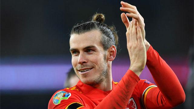 Bale a lo suyo... el galés se parte cuando le preguntan por su desprecio al madridismo