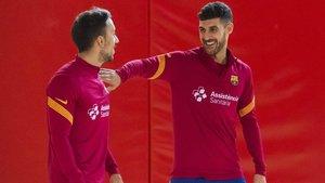 El Barça afronta la visita de O Parrulo con ilusiones renovadas