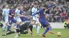 El Barça se enfrentó al Celta