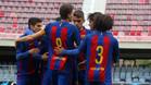 El Barça goleó al Eldense (12-0)