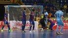 Barça Lassa y Levante, hace dos temporadas en el Palau