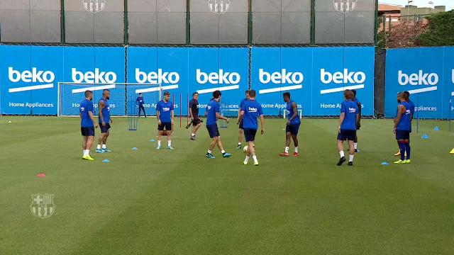 El Barça ya piensa en La Liga