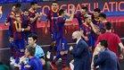 El Barça quiere celebrar este domingo otra victoria