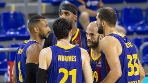 El Barça de Saras lucha por su primer título