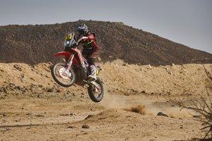Barreda busca su oportunidad en el Dakar