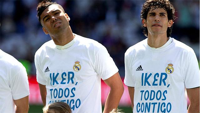 El bonito detalle del Real Madrid con Casillas