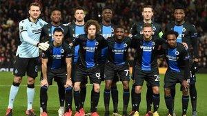 El Brujas puede ser el campeón de una liga belga no acabada