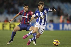Canales cree en las posibilidades del equipo frente al conjunto de Simeone