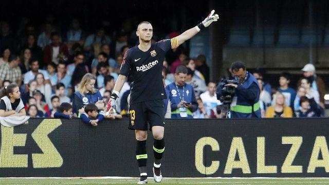 Cillessen, Umtiti y Malcom, las únicas novedades en el 11 del Barça ante el Getafe