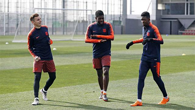 Dembélé tendrá su oportunidad ante el Girona